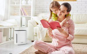 Bebek odasında Hava Temizleyicilerin önemi