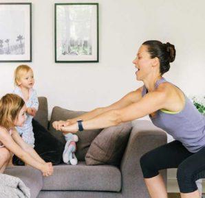 Doğum sonrası fitness