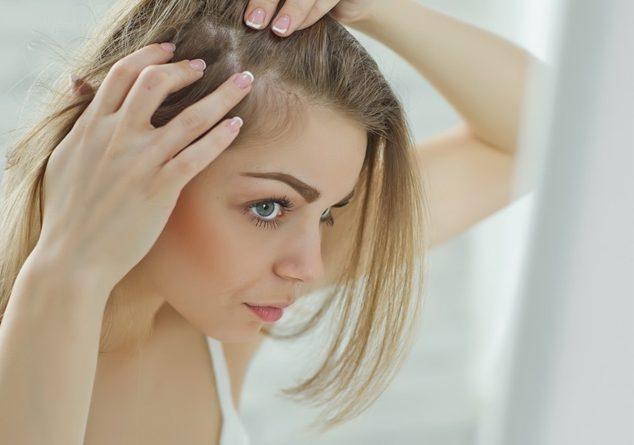 Doğumdan sonra saç dökülmesi