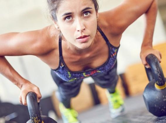 Fitness Güç Antreman Hareketleri 1