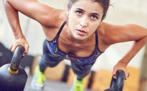 Fitness Güç Antreman Hareketleri