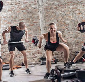 Fitness Pazartesi Çalışma Programı