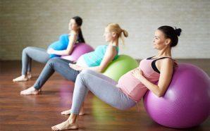 Hamile Pilates Hareketleri