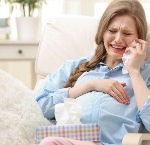 Hamile olmaktan sıkıldım