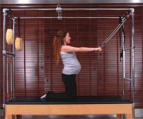 Hamilelik döneminde aletli pilates-1