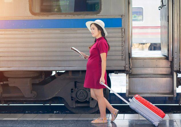 Hamilelik esnasında güvenli yolculuk için 7 öneri