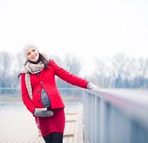 Kış aylarında güvenli ve aktif hamileliğin sırları