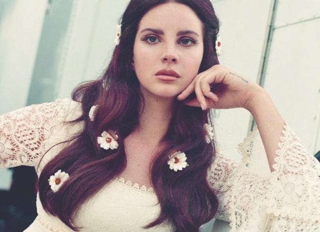 Lana Del Rey Kimseye Benzemek İstemeyen Bir Kız