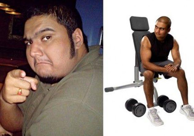 MANNY PRABHU fitness