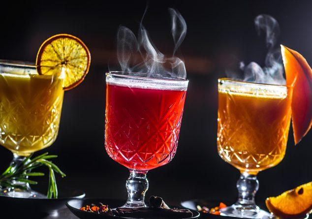 Sıcak kokteyller