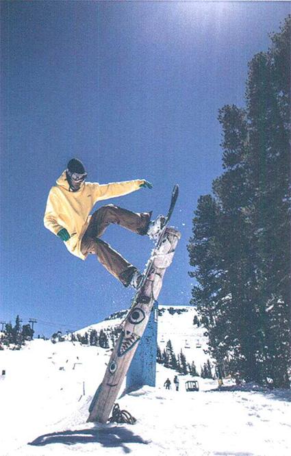 Snowboard Can Polatkan 1