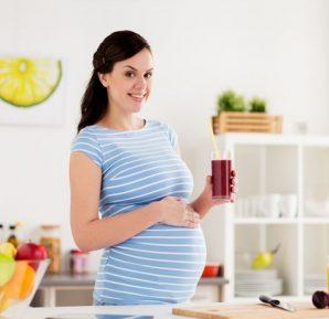 Susamış anne adayları için akıllı beslenme