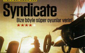 Syndicate Bize böyle süper oyunlar verin