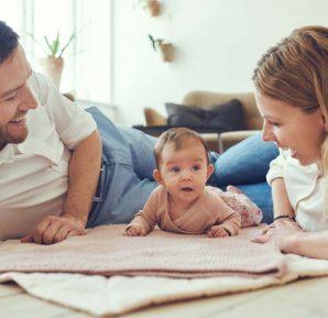 Yeni anne-babalar için 10 sürpriz his