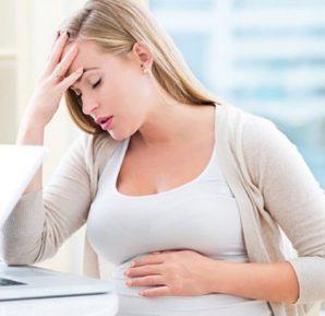 hamilelik mide yanması