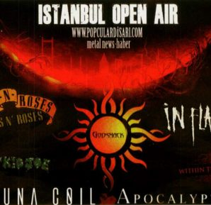 İstanbul Open Air Festivali