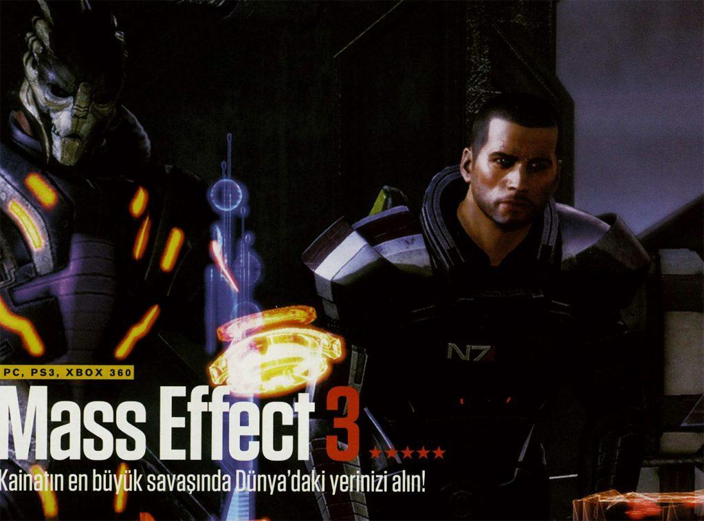 Mass Effects 3