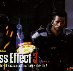 Mass Effects 3 oyun