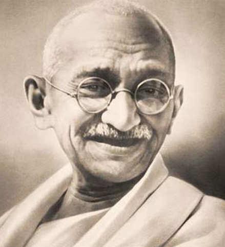 Mohandas Karamçand Gandhi