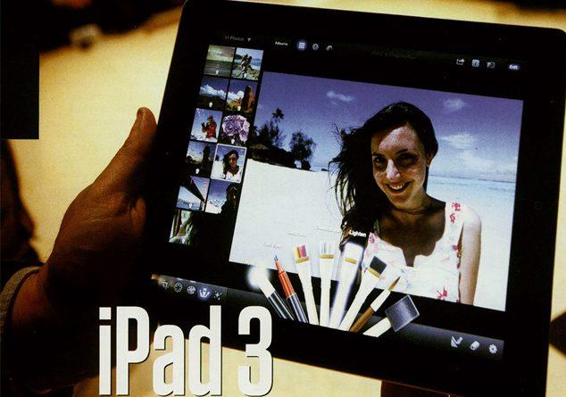 iPad 3 Tablet Devriminde 3. Raunt Başladı