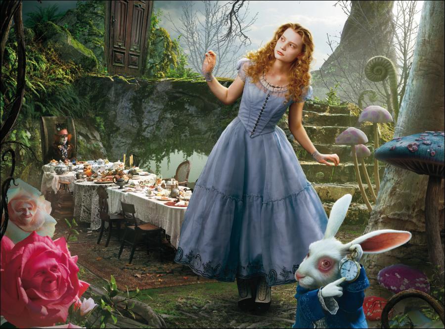 Alis Harikalar Diyarında – Alice in Wonderland