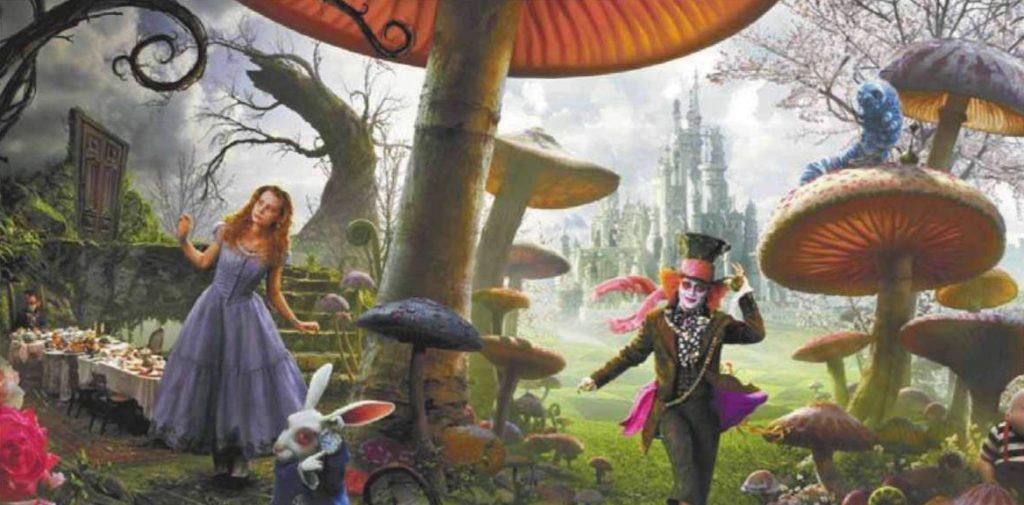 Alice in Wonderland – Alice Harikalar Diyarında
