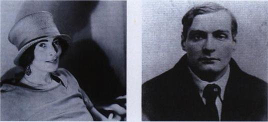 Arthur Cravan – Mina Ley