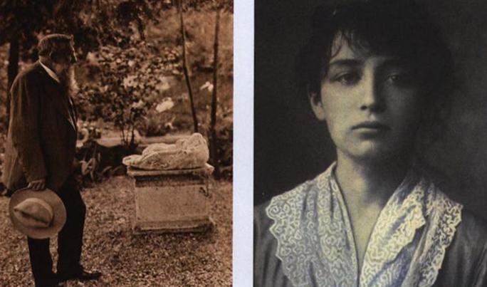 Camitle Claudel – Auguste Rodin