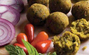 Fermente Ispanaklı Bakliyat Topları Taifi