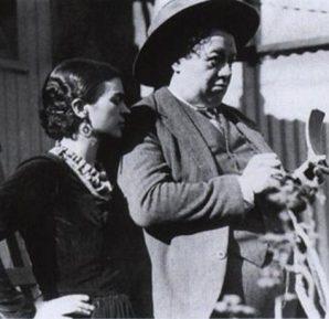 Frida Kahlo – Diego Rivera