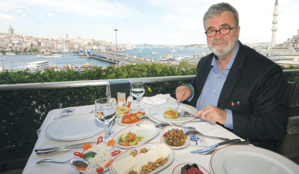 Mehmet Yaşin – Yemek bir kültür malzemesidir