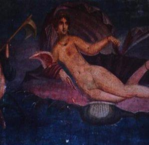 Pompei (Apelles'in Venüs'ün Sudan Çıkışı'nın reprodüksiyonu)