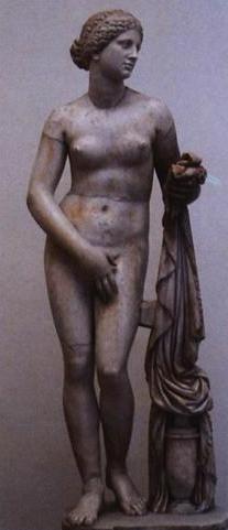 Resim 5 Knidoslu Afrodit M.Ö. 4.yy