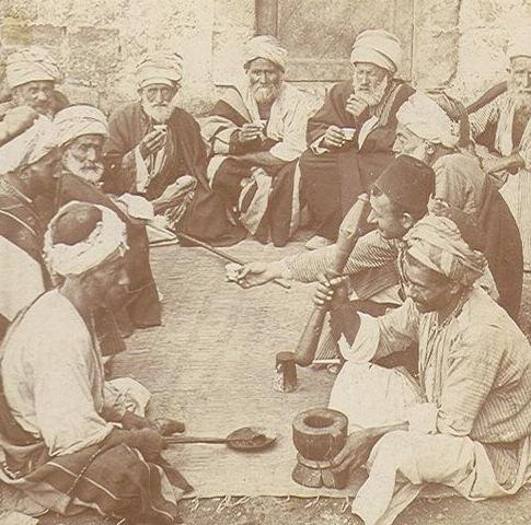 Türk Kahvesi Tarihi (Osmanlı'da kahve)