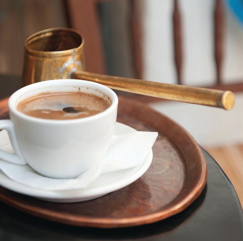 Türk Kahvesi (Turkish coffee)