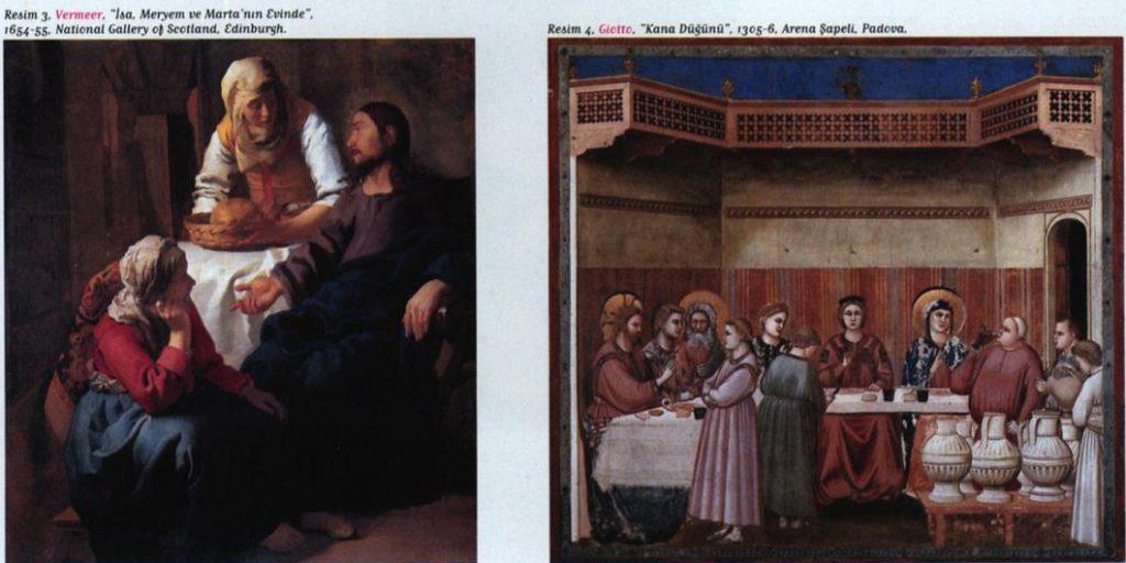 Vermer – Giotto