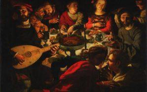 İkonografik bir okuma: JOHN C. VERMEYENİN 'BİLMECELİ' YAPITI