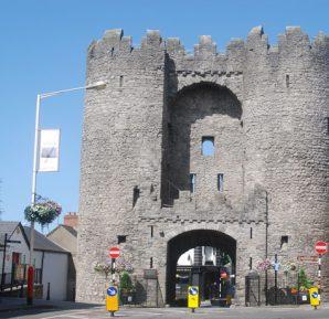 İrlanda'da Ay Yıldız Simgesi