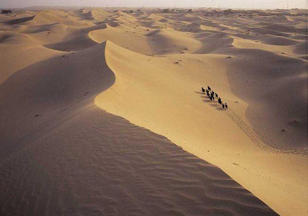 Karakum Çölü