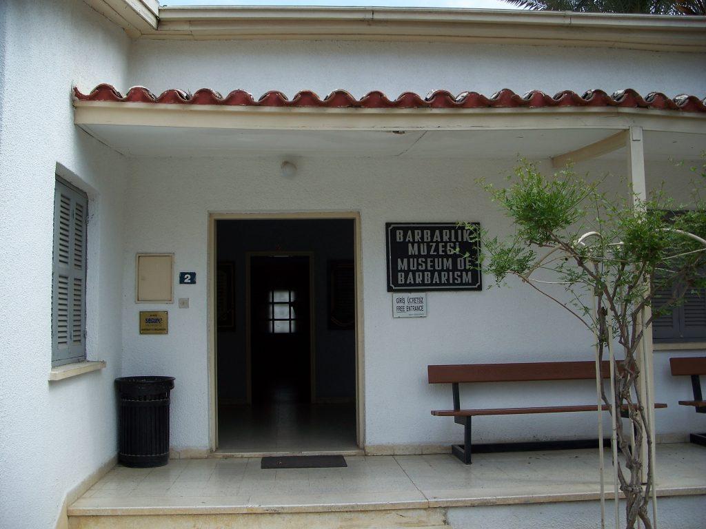 Lefkoşa Barbarlık Müzesi