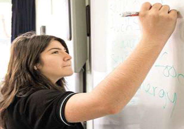 Okul notlarının daha etkin olacağı bir sistem bulunmalı