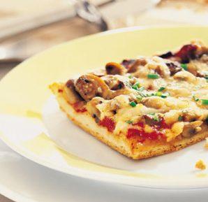 pırasalı pizza tarifi