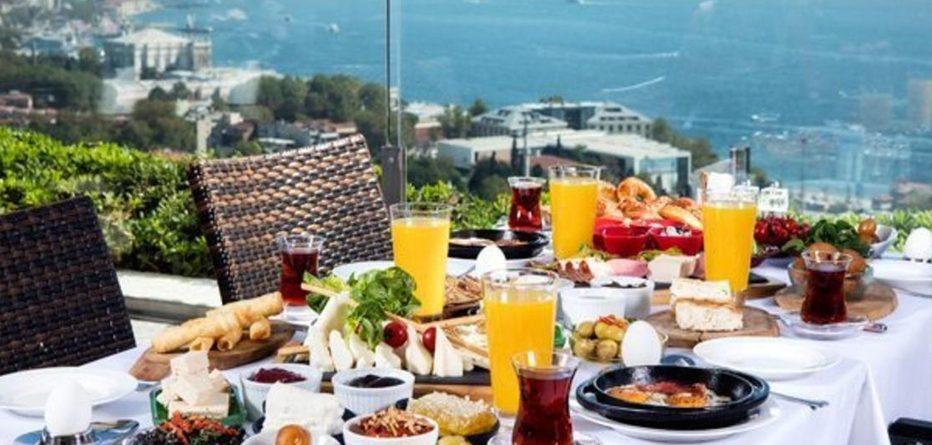 İstanbul'da Boğaz'ın keyfi böyle çıkar