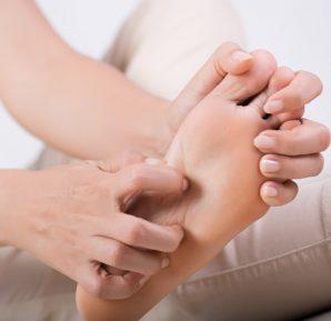 Ayağınızda mantar varsa