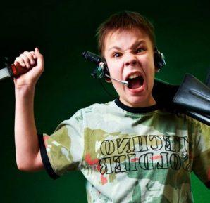 Bilgisayar Oyunları Şiddet Davranışlarını Artırıyor mu