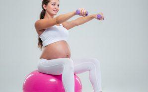 Hamilelikte yükünüzü egzersizle hafifletin