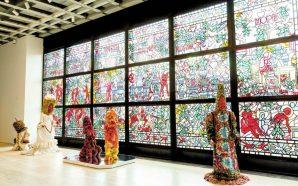 New York'ta Whitney Museum