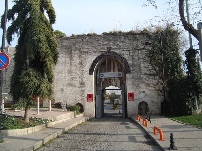 Otluk Kapı