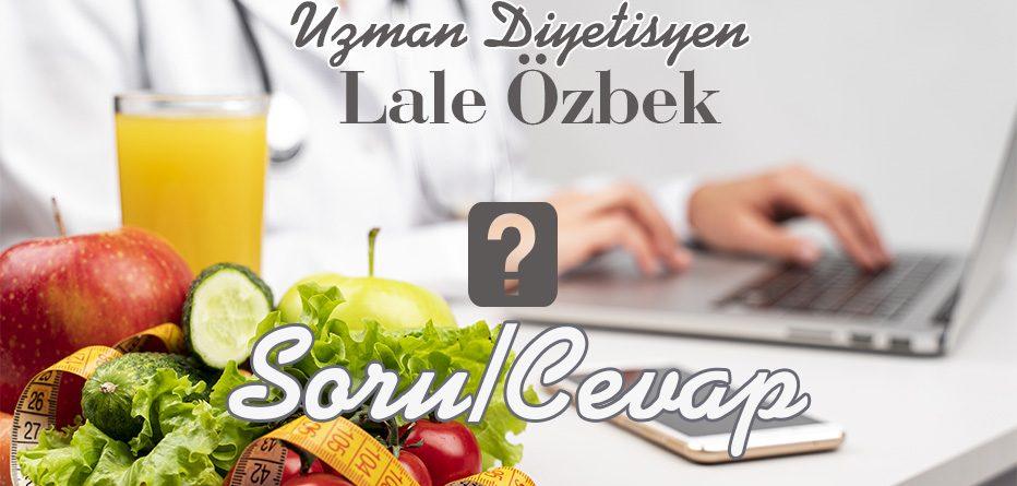 Lale Özbek soru cevap