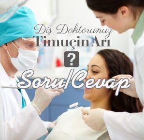 doktora sor – diş